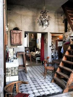 LIBERTYN interiors You are in the right place about simple classy home decor Here we offer you the m Interior Exterior, Interior Design Kitchen, Interior Architecture, Interior Decorating, Deco Boheme, Bohemian Interior, Interior Inspiration, Beautiful Homes, Living Spaces