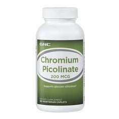 GNC Chromium Picolinate 200 MCG - GNC - GNC