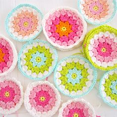 First of all, thanks for all the big compliments on the Flower Coaster Pattern. It's very uplifting to read all those nice comments and t...