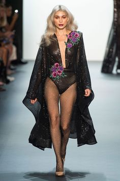 38 Looks From the Michael Costello Spring 2017 Show