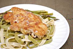 What's Cookin, Chicago?: Lemony Chicken Milanese