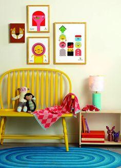 Tien Kleurige Kinderkamers | CITYMOM.nl