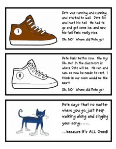 Pet The Cat I Love My White Shoes Song