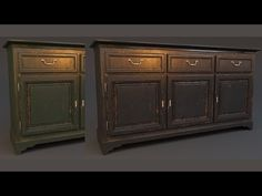 Tutorial No.72 : How to make a realistic Painted Wood shader in Arnold for Cinema 4d - YouTube