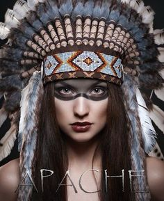 so pretty-I know my friend Teresa could do this Native Girls, Native American Girls, Native American Images, Native American Artwork, Native American Symbols, Native American Beauty, American Indians, Native Indian, Native Art
