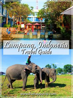 2017 LAMPUNG, INDONESIA TRAVEL GUIDE | ITINERARY, TOURIST ATTRACTIONS    LAMPUNG: HOME TO INDONESIA'S SUBCULTURE AND OPEN VISTAS Once upon a time, somewhere on the island of Sumatra in Indonesia, there lies a culture so unique and so distinct, they are practically a stranger to much of the