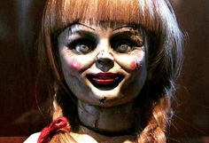 Heard in the Conjuring and also the Annabelle movie trailer You'll sh*t bricks Ashton Kutcher, Anabelle Costume, Annabelle Horror, Sam Trick R Treat, Annabelle Doll, Movie Makeup, Horror Movie Characters, Classic Horror Movies, Freddy Krueger
