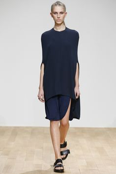 Esteban Cortazar Spring/Summer 2015 Ready-To-Wear Paris Fashion Week