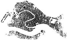 Nolli Map of Venice (?)