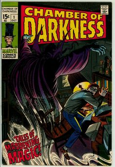 Chamber of Darkness 1 (FN/VF 7.0)