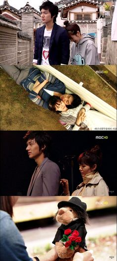 Personal Preference- korean Drama.  One of my favorites!  There were alot of sweet moments between the two leads.