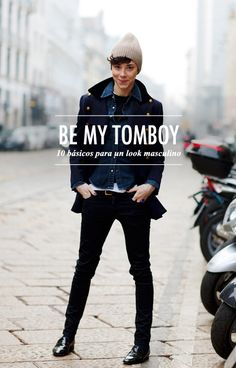 Be my tomboy