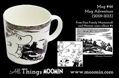 Eventyr - har den i samlingen Moomin Mugs, Troll, Childhood, Den, Adventure, History, Tableware, Character, Cups