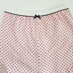 Light Pink with Black Polka Dots. Care Instructions  Machine Wash Cold fa8c5507c