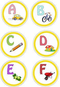 Printable Activities For Kids, Preschool Learning Activities, Alphabet, Teaching, Education, Montessori, Alpha Bet, Onderwijs, Learning