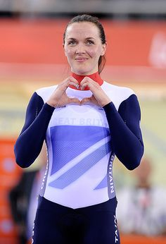 Queen Victoria, Pendleton that is. Olympic Medals, Olympic Games, Team Gb Olympics, Motard Sexy, Victoria Pendleton, Female Cyclist, Queen Victoria, Celebs, Celebrities