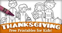 Angel Street Mom Thanksgiving Printables