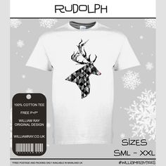 Exclusive Christmas design by William Ray, available in store.
