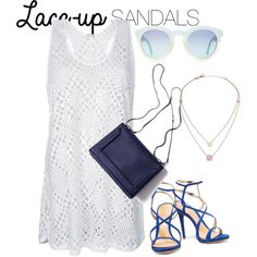 How To Wear sandals Outfit Idea 2017 - Fashion Trends Ready To Wear For Plus Size, Curvy Women Over 20, 30, 40, 50