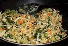 Zeleninová směs se hodí do polévek. Maggi, Korn, Pesto, Cabbage, Vegetables, Ethnic Recipes, Gardening, Lawn And Garden, Cabbages