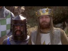 Monty Python and the knights of the Holy Grail[1975]