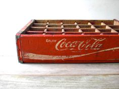 Coke Bottle Tray....awesome shotglass holder to hang on the wall