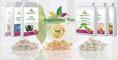 Fiber Supplements, Supplements Online, Pure Green Tea, Acai Berry, Chor, Vitamins, Berries, Happiness, Bonheur