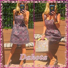 ✈️New York✈️ Very city rocking in this elegant chic Dakota mini, it's sexy, it's classy, it's ready to hit the stage with you looking marvelous as ever. Brand new tags! Insane!. BB Dakota Dresses