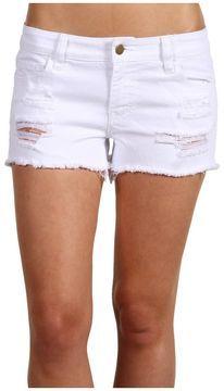 Gabriella Rocha - Abbie Jean Shorts (White) - Apparel on shopstyle.com