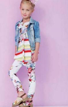 Moda infantil verano 2013 10