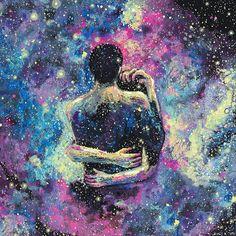James R. Eads e Chris McDaniel ~ Artes em gif Psychedelic Art, Art Amour, Trippy, Love Art, Urban Art, Oeuvre D'art, Fantasy Art, Artwork, Art Drawings