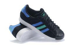 Adidas Originals Superstar II Trainer Black