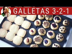 Esta es la famosa receta de galletitas dulces 3, 2, 1! Se hacen muy rápido y son muy fáciles de preparar. Además de todo, son una delicia! Spanish Desserts, Good Food, Yummy Food, Easy Cooking, Cravings, Cereal, Easy Meals, Cookies, Breakfast