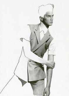Matthew Bell by Richard Kilroy for Decoy