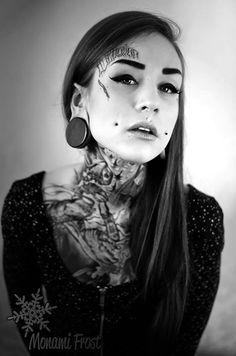 #tatto #Monami #Frost