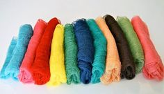 Newborn Cheesecloth Wraps Photography Props by Silvercloverdesign, $5.00