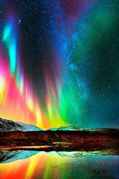 #universo #celestial #colors