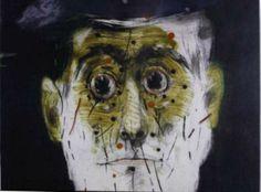 Maricio Lasansky, kaddish, #etching