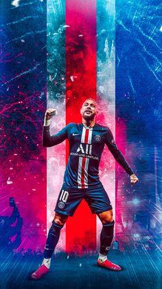 Neymar Psg, Messi And Neymar, Neymar Jr Wallpapers, Sports Wallpapers, Favelas Brazil, Real Madrid Images, Messi Pictures, Neymar Football, Paris Saint Germain Fc