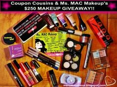 Check out this awesome giveaway from Coupon Cousins! Rafflecopter.. ya gotta enter! ;o)