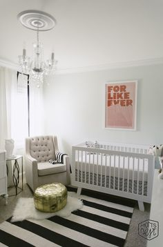 Get The Look Chic And Nursery For Under 2000 Via Destinationnursery Mint