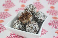 Cranberry Pistachio Coconut Bliss Balls (Paleo, Gluten Free, Refined Sugar free) Bliss Balls, Pistachios, Sugar Free, Paleo, Coconut, Gluten Free, Fruit, Sweet, Food