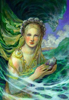 Art Art Prints Vintage Astraea Star Maiden Grecian Goddess Lithograph Print Framed Portrait High Resilience