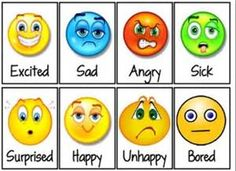 Feelings And EmotionsLiteracy Language And Social Communication