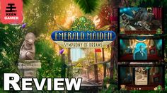Emerald Maiden: The Symphony of Dreams Review