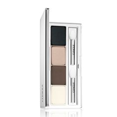 Clinique All About Shadow quad, Jenna's Essentials I love this can't wait till my next check I'm totally getting this, it's gorgeous!