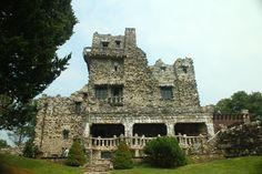 Gillete's Castle, East Haddam, CT