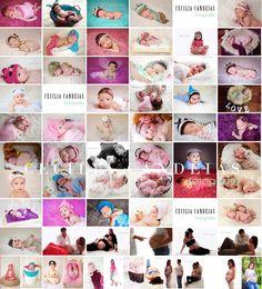 Fotografia de Grávidas | Recém nascidos | Bebés | Crianças