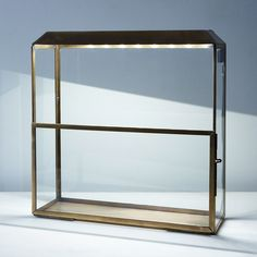 Brass Grow-Anywhere Growhouse on Food52 for office at school