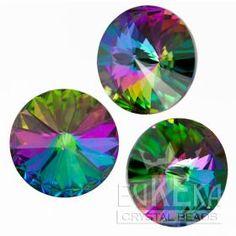 Crystal Electra 2 1122 Rivoli 14 mm | Eureka Crystal Beads
